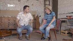 Tô Indo 03/11: Seo Luiz 'Cuié' ensina a fazer carrinho de rolimã