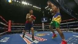 Jefferson dos Santos vence a luta por pontos, mas os juízes deram empate técnico