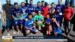 Boto Cor-de-Rosa conquista o título do campeonato de Futlama