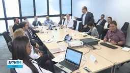 Equipe de transição de Romeu Zema se reúne com Governo Pimentel para tratar dívidas do est