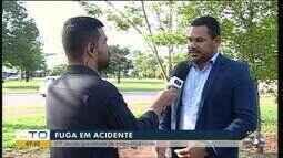 Motorista que provocar acidente e fugir pode responder criminalmente