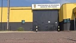 Polícia prende preso que fugiu da penitenciária de Três Lagoas