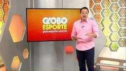 Bloco 1 - Globo Esporte CE - 16/11/2018