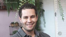 Pedro Leonardo conhece história inspiradora de gratidão