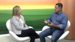 Secretária Estadual dA Agricultura fala sobre o Garantia Safra