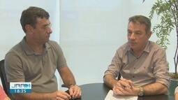Denarium pede prorrogação de intervenção da União no sistema prisional de Roraima