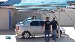 Vereadores de Dourados presos suspeitos de fraudes vão para o presídio