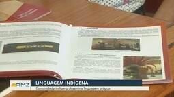 Índios Waynamã produzem livro sobre linguagem da etnia, no Amapá