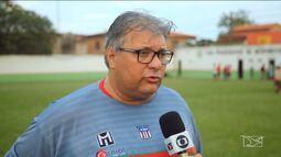 Luis Miguel exalta campanha do PAC na Copa FMF