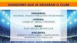 Após chegada do técnico Barbieri, Goiás se movimenta para trazer novos jogadores