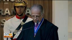 Novo presidente do Tribunal de Contas da União toma posse em Brasília
