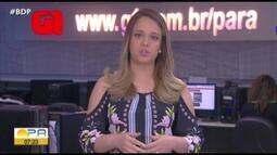 Veja os destaques do G1 Pará com a jornalista Thais Rezende
