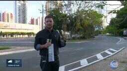 Trânsito na Av. Ininga está complicado devido à obra na Raul Lopes