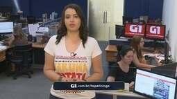 Confira os destaques do G1 Itapetininga com Paola Patriarca