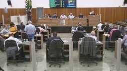 Vereadores elegem mesa diretora em sessão da Câmara de Itapetininga