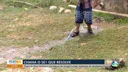 Prazo da Deso termina e Moradores do Guajará ainda reclamam do desabastecimento