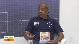 Livro 'O príncipe', de Dirceu Lopes, é lançado em Governador Valadares