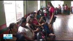 Professores de Irituia desocupam sede da Prefeitura após ordem judicial