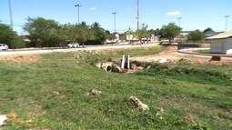 Moradores de Arapiraca reclamam do abandono do bosque da cidade