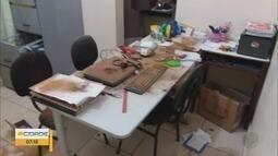 Escola municipal é vandalizada e aulas são suspensas em Elói Mendes, MG