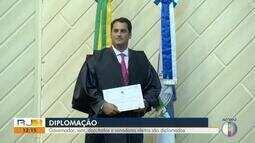 Governador, vice, deputados e senadores eleitos são diplomados no Rio de Janeiro