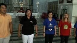 Mais uma edição do Concerto Natalino da Catetral é realizada em Maceió