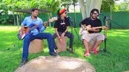 Banda Original Flip anima a tarde do Programão com muito rap, reggae e rock