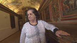 Reveja: Moradores participaram de obras de restauração da Igreja Matriz