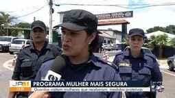 Projeto da Guarda Civil visita mulheres que receberam medidas protetivas