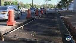 Prazo para conclusão de obras em corredores de ônibus é prorrogado em Rio Preto