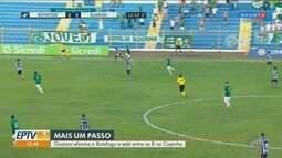 Guarani elimina Botafogo e está nas quartas da Copinha