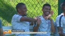 RB Brasil aposta em mistura de experiência com renovação