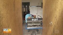 Pacientes denunciam superlotação e macas em corredores do Hospital Otávio de Freitas