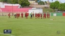 Boa Esporte e Caldense se preparam para a estreia no Campeonato Mineiro