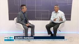 Deputado Leonardo Monteiro fala sobre propostas de trabalho e mandato