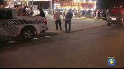 Motorista baleado em pizzaria recebe alta após 36 dias internado em hospital, na PB
