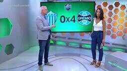 Maurício Saraiva comenta vitória do Grêmio na estreia do Gauchão