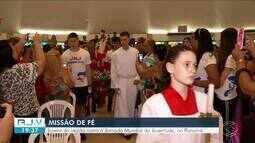Jovens do Sul do Rio embarcam rumo à Jornada Mundial da Juventude, no Panamá
