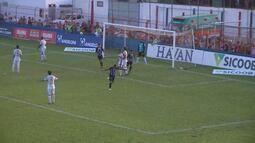 Os gols de Brusque 1 x 2 Figueirense - 3ª rodada do Catarinense