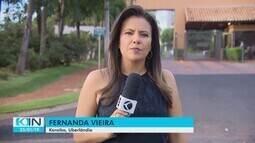 TV Integração acompanha desde a madrugada operação em combate ao loteamento clandestino