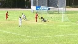 Gols: Internacional 1 x 2 Avaí, pela Copa Brasil de Futebol Infantil de Votorantim