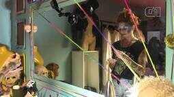 Carnaval no DF: aprenda a fazer maquiagem de sereia