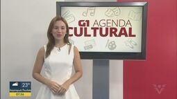 Confira as dicas da agenda cultural do G1 para o final de semana