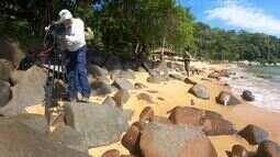 Bastidores do Terra da Gente em Paraty (RJ)
