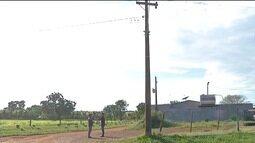 Moradores da zona rural de Rondonópolis reclamam da falta de energia elétrica