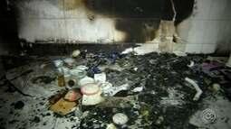 Corpo de menina que se feriu em incêndio deve ser enterrado em Boituva