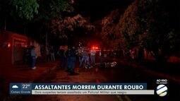 Sargento do Exército mata dois suspeitos de assalto em Campo Grande
