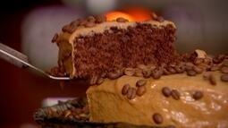 Veja como fazer uma deliciosa receita de bolo com gostinho do café