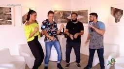 Silvero Pereira e Mulher Barbada mostram novidade musical do grupo As Travestidas