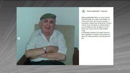 Morre Chico Chaves, ex-dirigente do Treze e da Federação Paraibana de Futebol
